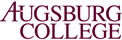 Logo of Augsburg College.