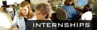 Click here to see what types of internships Tech students can get.